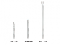 Recessed Timber Flush Bolt Yale YFB 010/020/030